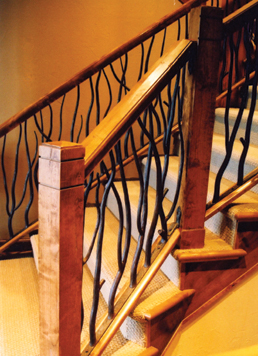 Railing For Loft Which Style